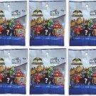 Batman - Batman Unlimited Series 1 Set of 6 Mighty Mini Figures (6 pieces)