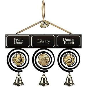 Downton Abbey Trio Pull Bell Ornament