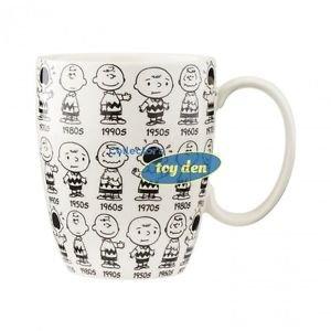 Peanuts-65th Anniversary Charlie Brown Mug