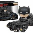 Batman v Superman -Dorbz Ridez Batman & Batmobile Vinyl Figure Set