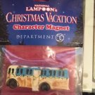 National Lampoon Christmas Vacation Cousin Eddie's RV Magnet