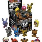 Five Nights at Freddy's BOX of 12 pieces Mystery Minis Vinyl Figures