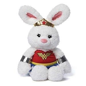 "DC Comics Anya the Rabbit ""Wonder Woman""  12"" Plush"