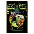 Green Lantern Comic Book Cover Heavy Gauge Metal Sign