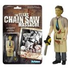 Texas Chainsaw Massacre - Leatherface ReAction 3 3/4-Inch Retro Action Figure