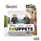Muppets - Series 2 Statler & Waldorf 2 pack Minimates Action Figures