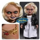 Child's Play - Bride of Chucky Talking Tiffany Mega Scale 15-inch Doll