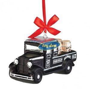 Jack Daniels - Delivery Truck Ornament