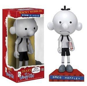 Diary Of A Wimpy Kid Wacky Wobbler Bobble Head