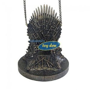 Game of Thrones - Resin Iron Throne Ornament