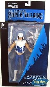 DC Comics - Super Villains Captain Cold Action Figure