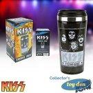 KISS - 16 oz. Plastic Travel Mug