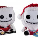 Disney - Nightmare Before Christmas Santa Jack Mega POP! Plush