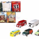 Hot Wheels BEATLES 1:64 Scale Pop Culture Set of 5 Die Cast Car Vehicles