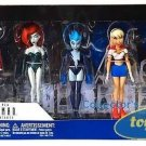 DC Comics - DC The Animated Series Girls Night Out Action Figure 5-Pack Boxed Se