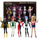 DC Comics - The New Batman Adventures 5 Pk Bendable Figure Boxed Set