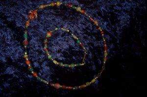 Children's Multi-color necklace & bracelet set