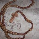 Fragrant Wood Rosary