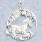 Unicorn Design Charm