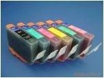 BCI-6 BK/C/M/Y/PC/PM (10SETS WITH 6 COLORS)