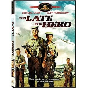 Too Late The Hero (1970) - Widescreen Edition
