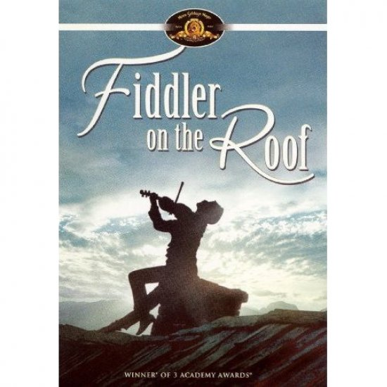 Fiddler On The Roof (1971) - Widescreen Edition