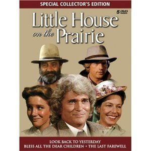 Little House on The Prairie (1983) - 5-disc Full Screen Special Collectors Edition