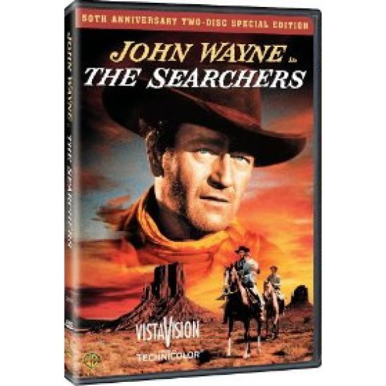 The Searchers (1956) - 2-disc Widescreen 50th Anniversary Edition