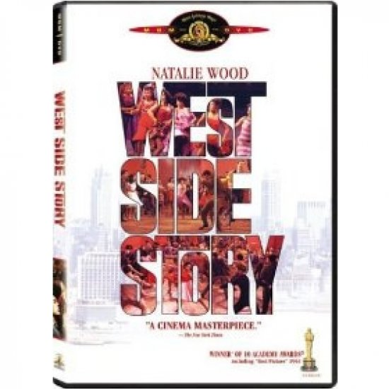 West Side Story (1961) - Full Screen Edition