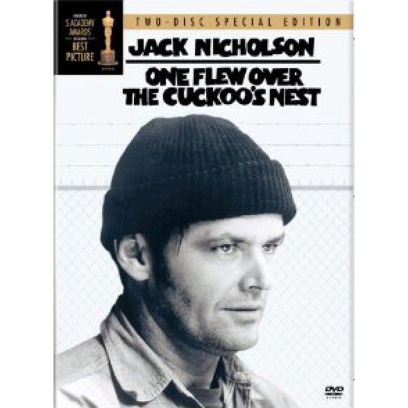 One Flew Over The Cuckoo's Nest (1975) - 2-disc Widescreen Special Edition