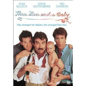 Three Men and a Baby (1987) - Widescreen Edition