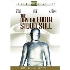 The Day The Earth Stood Still (1951) - Full Screen Studio Classics Edition