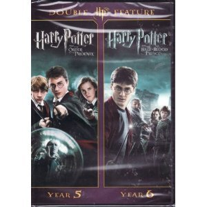 The Order of the Phoenix (2007) & The Half-Blood Prince (2011) - 2-disc WS Ltd. Ed.