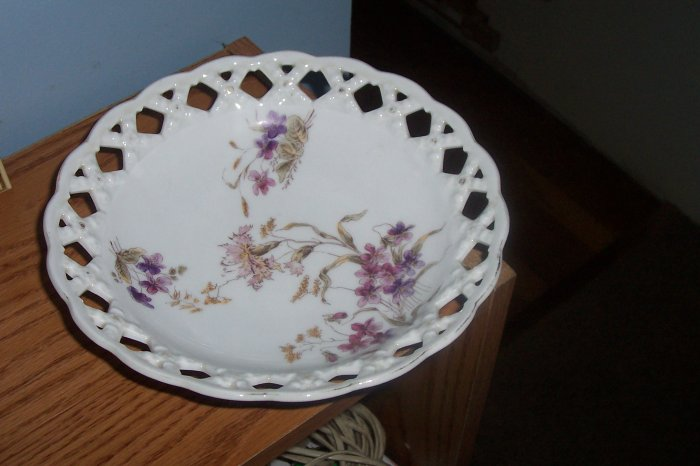 Early Porcelain Platter