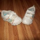 Sketchers Cutie Little Girl Raibow Shoes Size 4 UK FREE SHIPPING