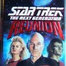 Star Trek the next generation Reunion a novel by Michael Jan Friedman