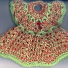 Doll Dress Potholder