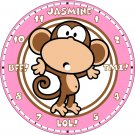 Personalized Bobby Jack Text Me Bubblegum Clock #2