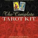 Complete Tarot Kit with 2 Decks of Cards Journal Spreadsheet  Chart Book & Case