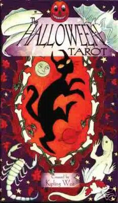 Halloween Tarot Deck of Cards