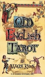 Olde English Tarot Deck of Cards