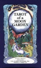 Moon Garden Tarot Deck of Cards