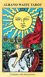 Albano-Waite Tarot Deck of Cards