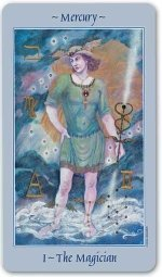 Celestial Tarot Deck of Cards