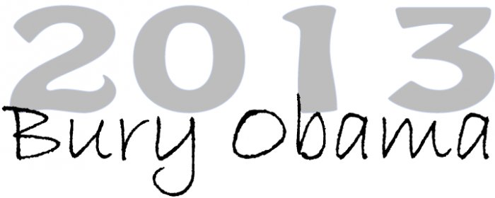 2013 bury obama