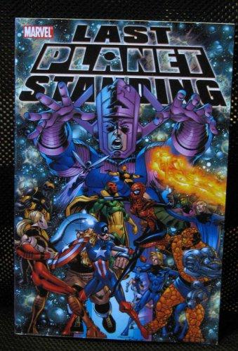 Last Planet Standing - Marvel Trade Paperback