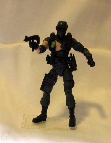 Battle Damaged Snake Eyes - G.I. Joe 25th Anniversary