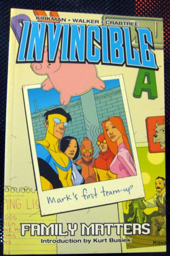 Invincible Family Matters - Volume 1