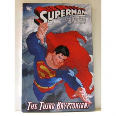 Superman - The Third Kryptonian - DC Comics