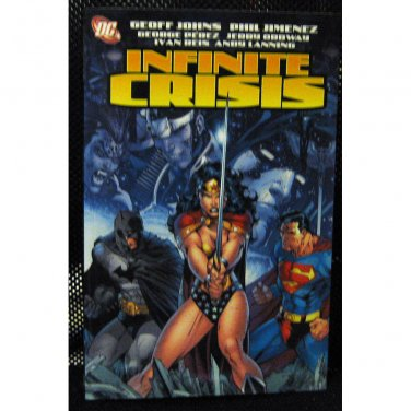 Infinite Crisis - DC Comics Trade Paperback